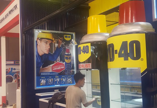 WD 40 Manufacturing
